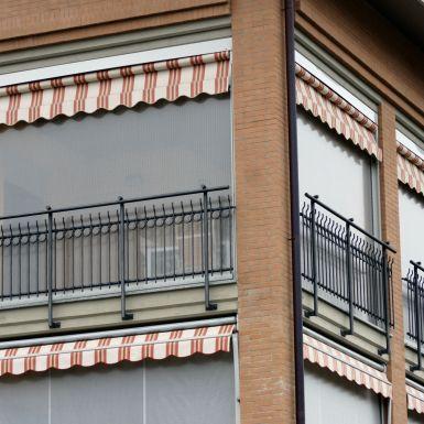 galleria installazioni di tende da sole, immagine 10 di 47